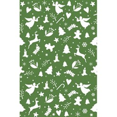Christmas Pattern 5 5  X 8 5  Notebook