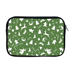 Christmas Pattern Apple Macbook Pro 17  Zipper Case