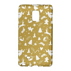 Christmas Pattern Samsung Galaxy Note Edge Hardshell Case