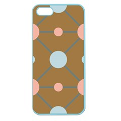 Planets Planet Around Rounds Apple Seamless Iphone 5 Case (color)