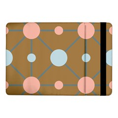 Planets Planet Around Rounds Samsung Galaxy Tab Pro 10 1  Flip Case