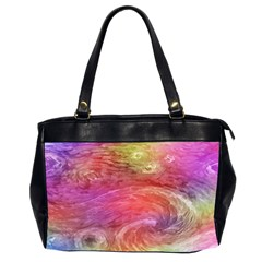 Background Wallpaper Abstract Oversize Office Handbag (2 Sides)