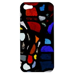 Art Bright Lead Glass Pattern Apple Iphone 5 Hardshell Case