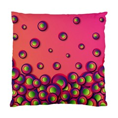 Wallpaper Background Funny Texture Standard Cushion Case (one Side) by Sapixe