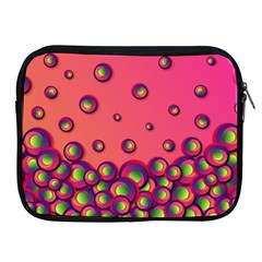Wallpaper Background Funny Texture Apple Ipad 2/3/4 Zipper Cases