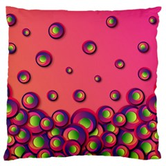 Wallpaper Background Funny Texture Standard Flano Cushion Case (one Side)