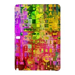 Color Abstract Artifact Pixel Samsung Galaxy Tab Pro 10 1 Hardshell Case by Sapixe