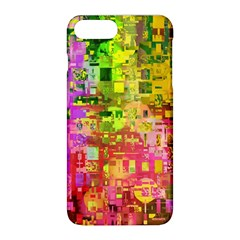 Color Abstract Artifact Pixel Apple Iphone 8 Plus Hardshell Case