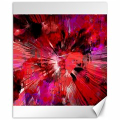 Color Abstract Background Textures Canvas 11  X 14  by Sapixe