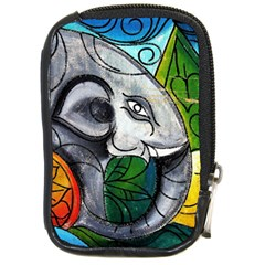 Graffiti The Art Of Spray Mural Compact Camera Leather Case