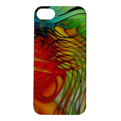Texture Art Color Pattern Apple Iphone 5s/ Se Hardshell Case by Sapixe