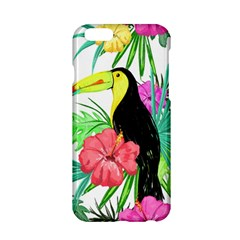 Leaves Tropical Nature Green Plant Apple Iphone 6/6s Hardshell Case