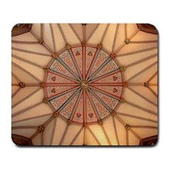York Minster Chapter House Large Mousepads