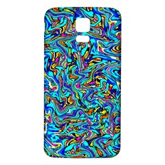 New Stuff 9 Samsung Galaxy S5 Back Case (white)