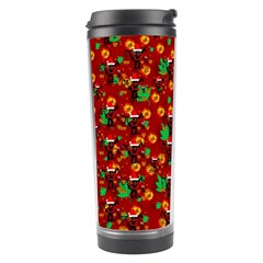 Christmas Time With Santas Helpers Travel Tumbler