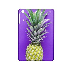 Pineapple Purple Ipad Mini 2 Hardshell Cases by snowwhitegirl