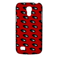 Eyes Red Samsung Galaxy S4 Mini (gt I9190) Hardshell Case  by snowwhitegirl