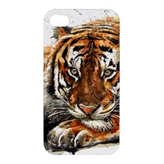 Tiger Sign Apple Iphone 4/4s Hardshell Case