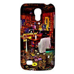 Painted House Samsung Galaxy S4 Mini (gt I9190) Hardshell Case