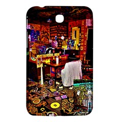Painted House Samsung Galaxy Tab 3 (7 ) P3200 Hardshell Case