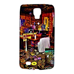 Painted House Samsung Galaxy S4 Active (i9295) Hardshell Case