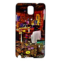 Painted House Samsung Galaxy Note 3 N9005 Hardshell Case