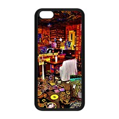 Painted House Apple Iphone 5c Seamless Case (black)