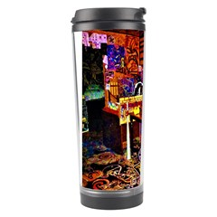 Painted House Travel Tumbler