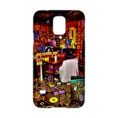 Painted House Samsung Galaxy S5 Hardshell Case
