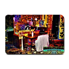 Painted House Small Doormat