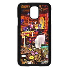 Painted House Samsung Galaxy S5 Case (black)