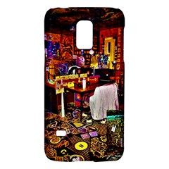 Painted House Samsung Galaxy S5 Mini Hardshell Case  by MRTACPANS