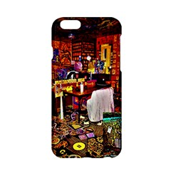 Painted House Apple Iphone 6/6s Hardshell Case