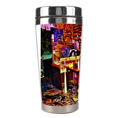 Painted House Stainless Steel Travel Tumblers