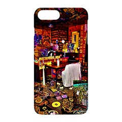 Painted House Apple Iphone 8 Plus Hardshell Case