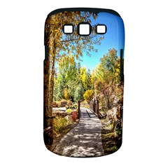 Landscape # 2 The Path Samsung Galaxy S Iii Classic Hardshell Case (pc+silicone)