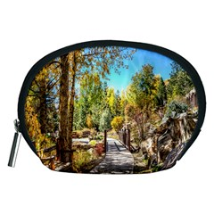 Landscape # 2 The Path Accessory Pouch (medium)