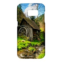 Landscape # 3 The Shed Samsung Galaxy S7 Hardshell Case
