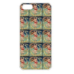 Vintage Posters 1 Apple Iphone 5 Seamless Case (white)
