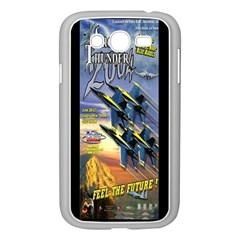 Vintage Poster 2  Air Force Samsung Galaxy Grand Duos I9082 Case (white)