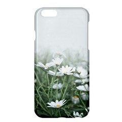 Daisy White Flower Field And Light Blue Sky Apple Iphone 6 Plus/6s Plus Hardshell Case