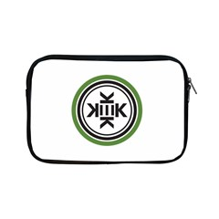 Official Logo Kekistan Circle Green And Black Apple Ipad Mini Zipper Cases