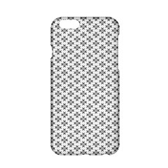 Logo Kek Pattern Black And White Kekistan White Background Apple Iphone 6/6s Hardshell Case