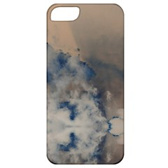 Deep Time Clouds Apple Iphone 5 Classic Hardshell Case by LoolyElzayat