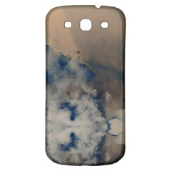 Deep Time Clouds Samsung Galaxy S3 S Iii Classic Hardshell Back Case by LoolyElzayat