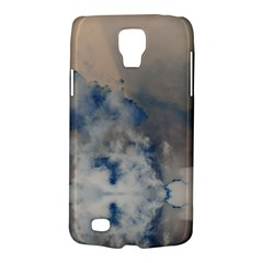 Deep Time Clouds Samsung Galaxy S4 Active (i9295) Hardshell Case by LoolyElzayat