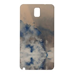 Deep Time Clouds Samsung Galaxy Note 3 N9005 Hardshell Back Case by LoolyElzayat