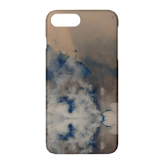 Deep Time Clouds Apple Iphone 7 Plus Hardshell Case by LoolyElzayat
