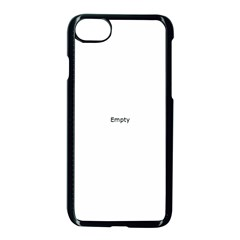 Santa Apple Iphone 7 Seamless Case (black)