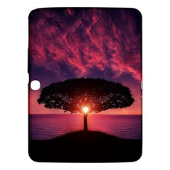 Flight Landscape Nature Sky Samsung Galaxy Tab 3 (10 1 ) P5200 Hardshell Case